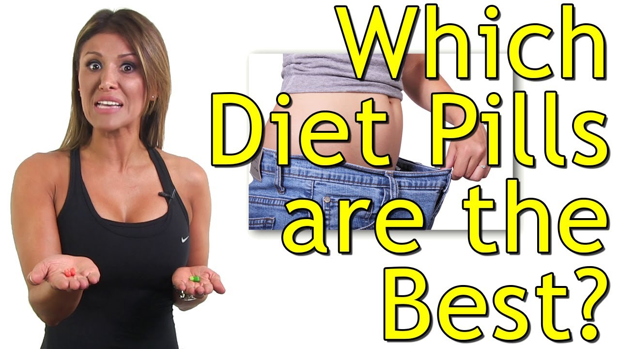Right Pills to Lose Weight