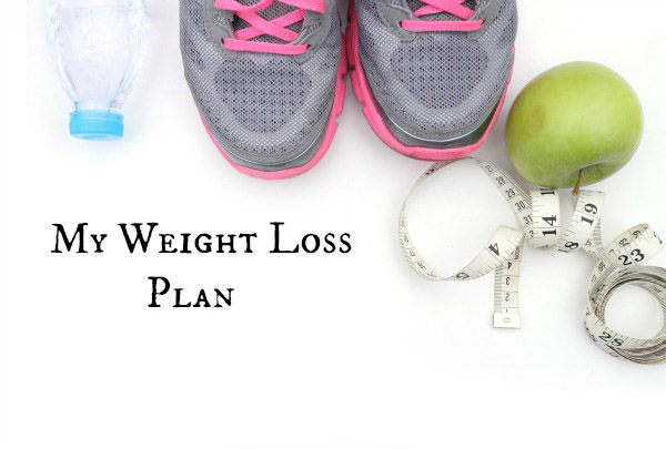 my Weight Loss Plan